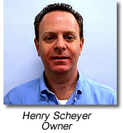 Henry Scheyer Owner NJ Home Inspection | Your Home Inspector LLC