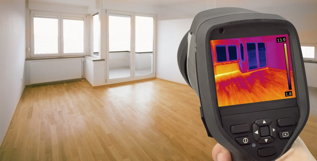 Infrared Thermal Imaging Camera Your Home Inspector LLC