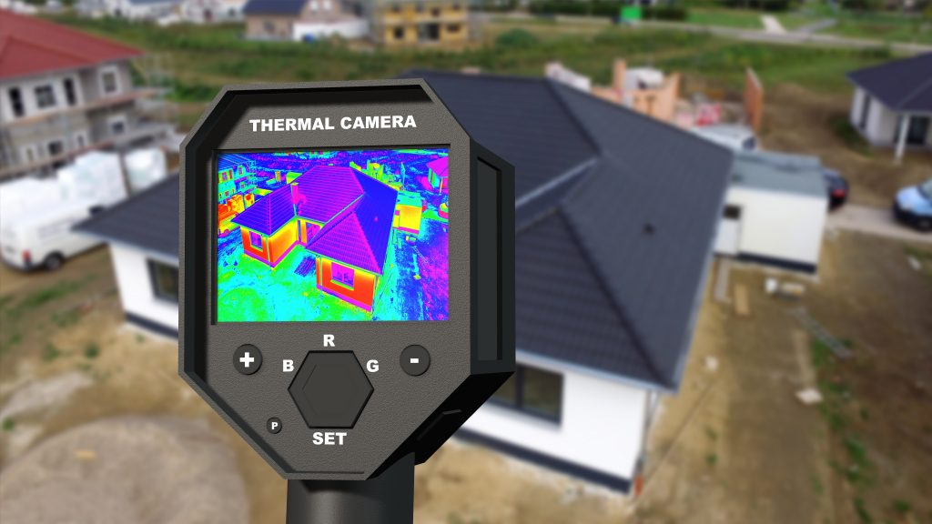 Thermal Imaging Infrared Camera Home Inspection Bergen County